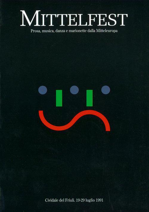 1991 - Prosa, musica, danza, cinema e marionette dalla Mitteleuropa