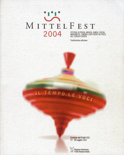 2004 - Il tempo. Le voci