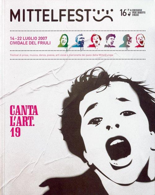 2007 - Sedicesima edizione, per i diritti umani